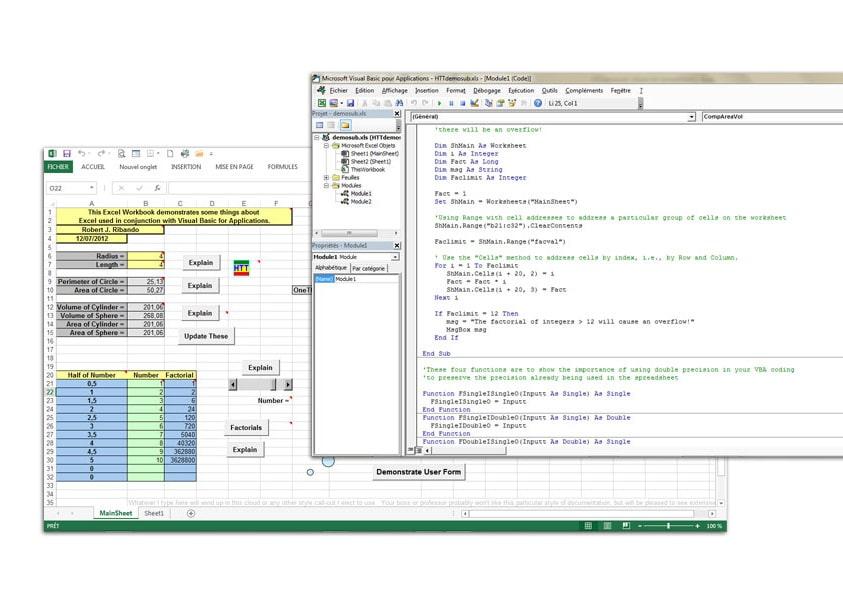 Excel Initiation VBA