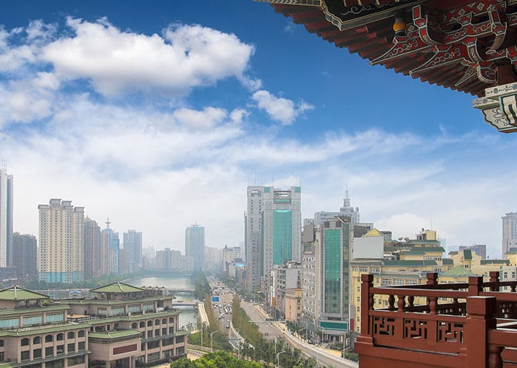 Projet d'expatriation en Chine
