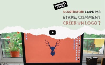 Tuto Illustrator : étape par étape, comment créer un logo ?